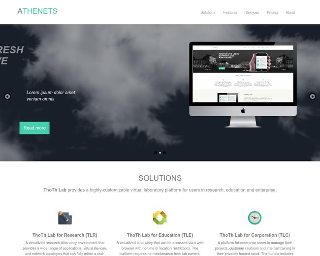 Athena Network Solutions LLC (Athenets)