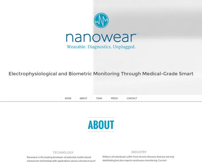 Nanowear Inc.