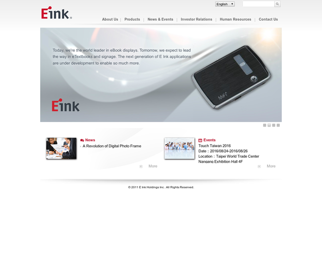 E Ink Holdings