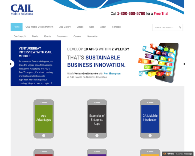CAIL Mobile Solutions