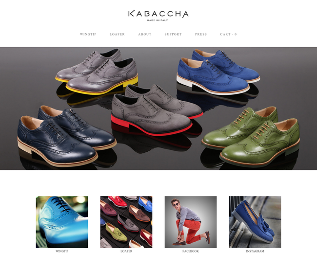 Kabaccha Shoes
