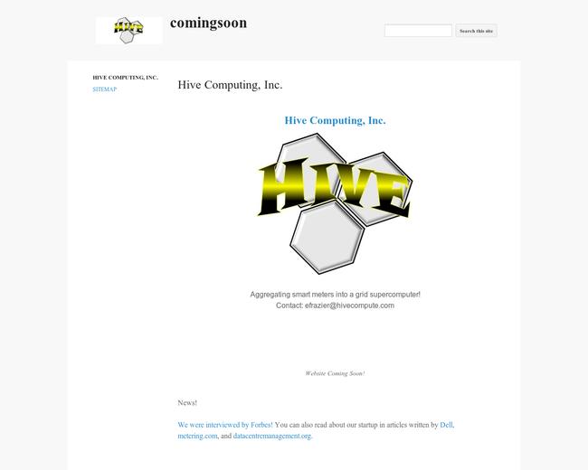 Hive Computing