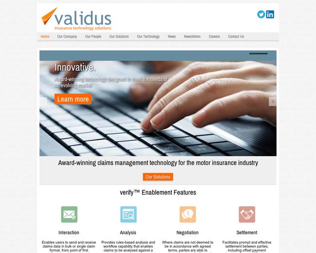 Validus-IVC
