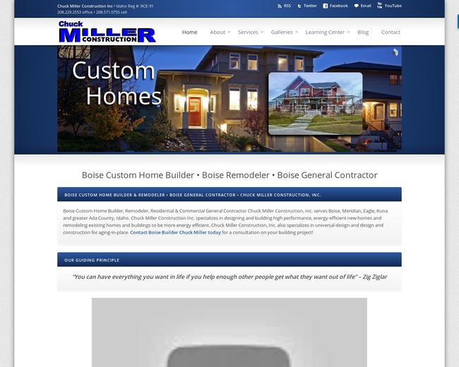 Chuck Miller Construction