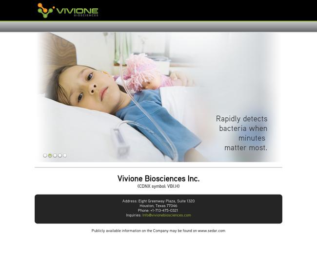 Vivione Biosciences