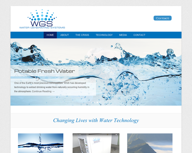 Water Generating Systems