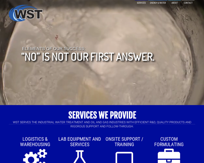 Water Science Technologies