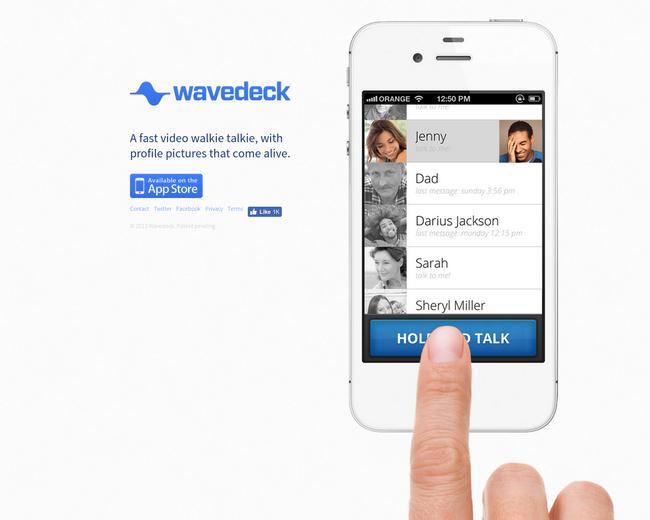 WaveDeck