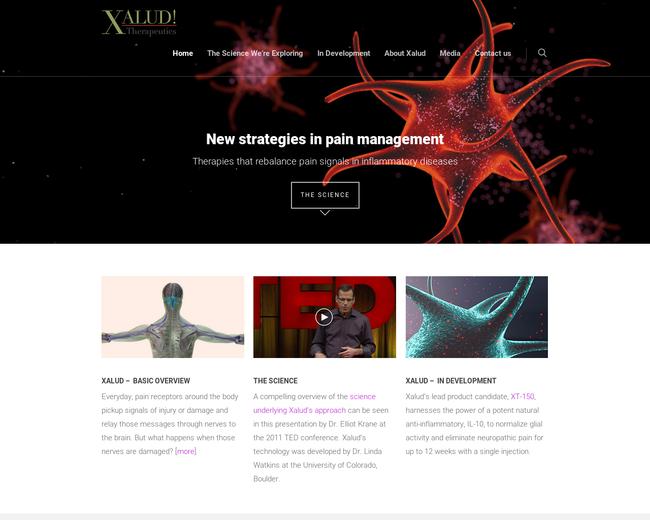 Xalud Therapeutics