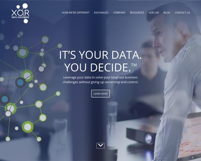 XOR Data Exchange
