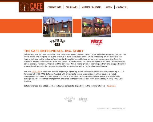 Cafe Enterprises