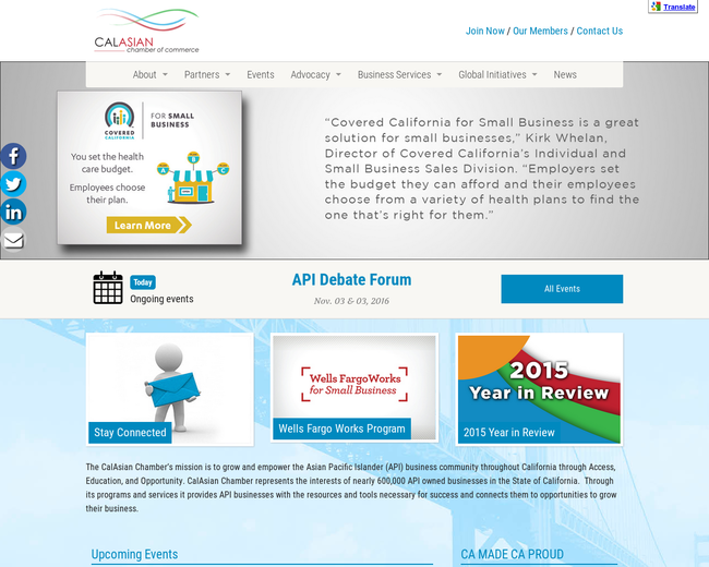 CalAsian Chamber of Commerce