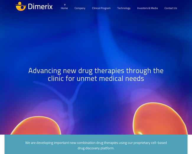 Dimerix Biosciences Pty Ltd