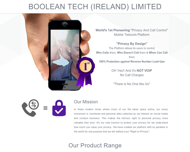 Boolean Tech (Ireland)