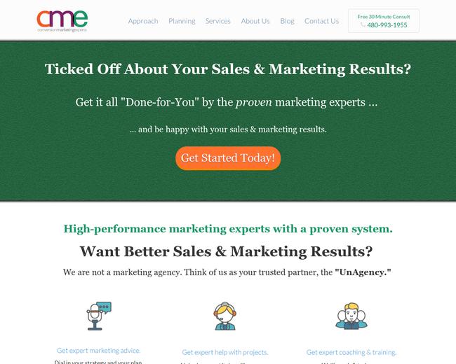 Conversion Marketing Experts