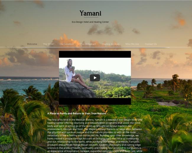 Yamani Healing