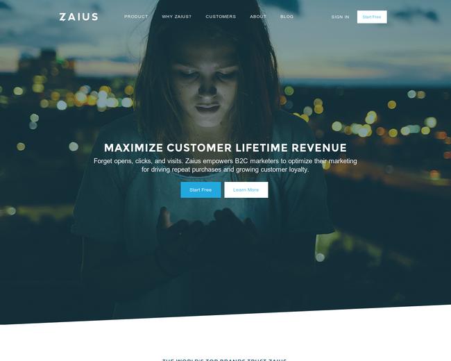 ZAIUS, Inc.
