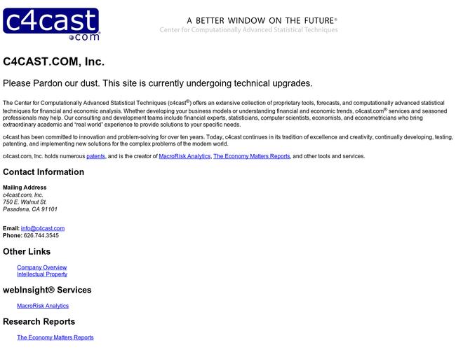 c4cast.com