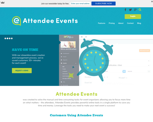 Attendee.Events