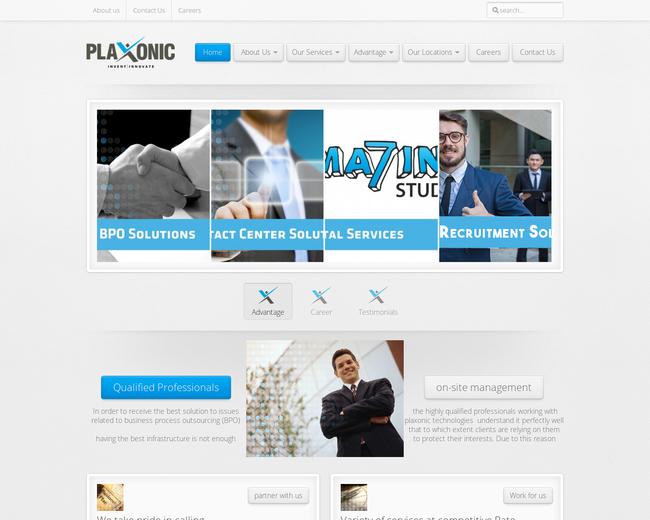 Plaxonic Technologies