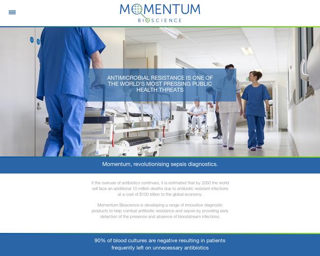Momentum Bioscience