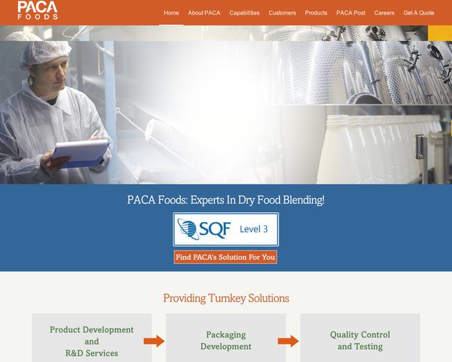 PACA Foods