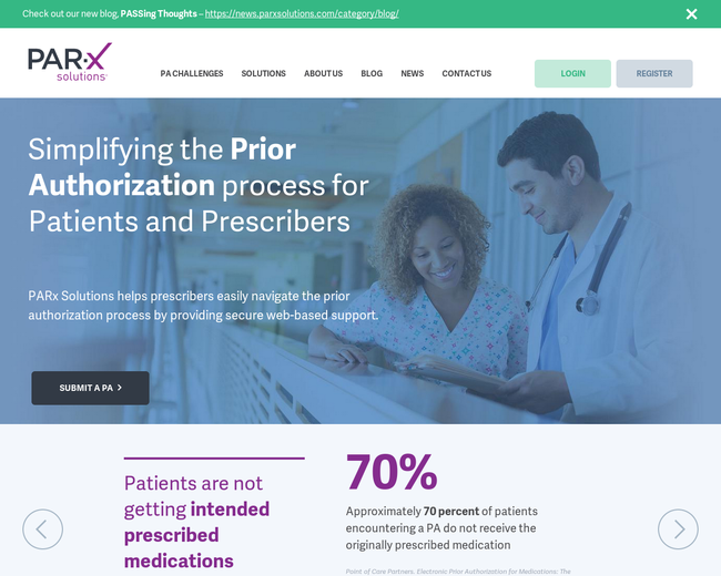 PARx Solutions