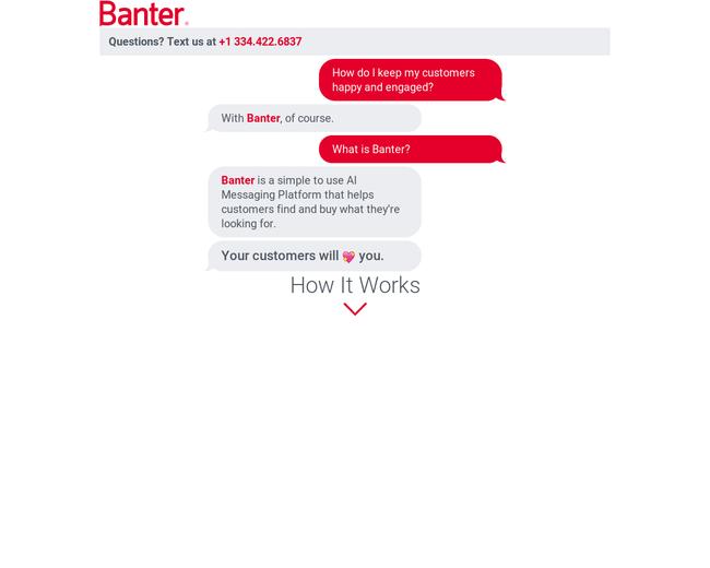 Banter, Inc.