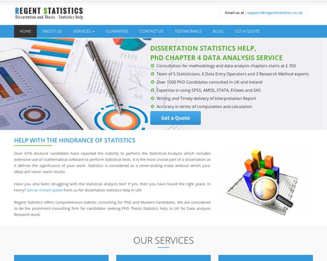 Regent Statistics
