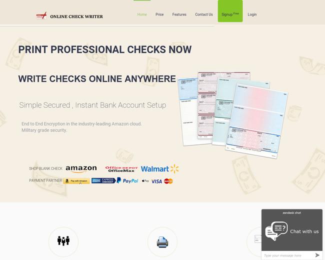 Online Check Writer LLC