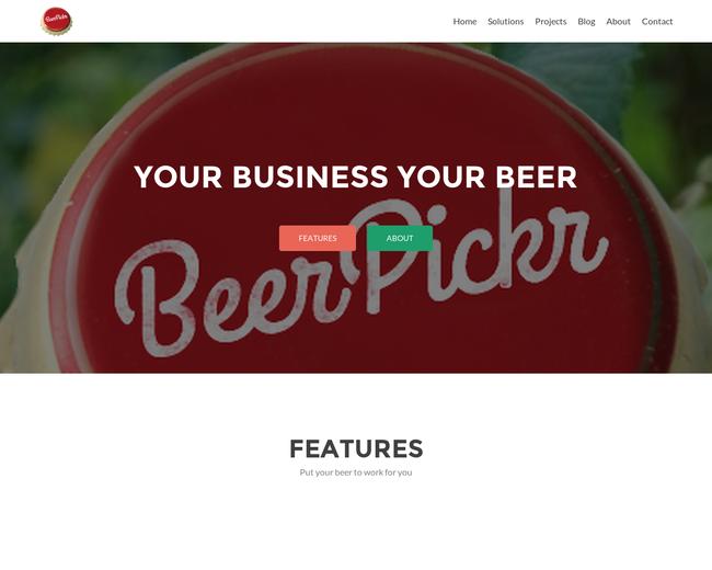 BeerPickr