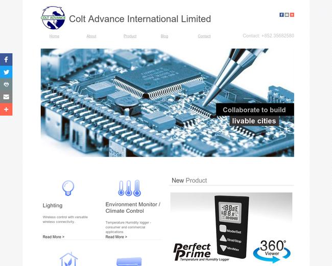 Colt Advance International