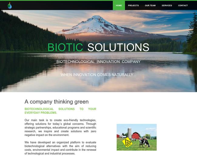 Biotic Solutions