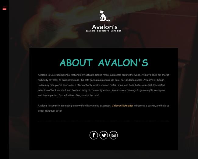 Avalon's