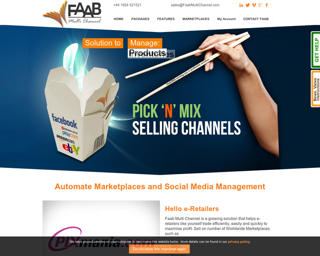 Faab Multi Channel