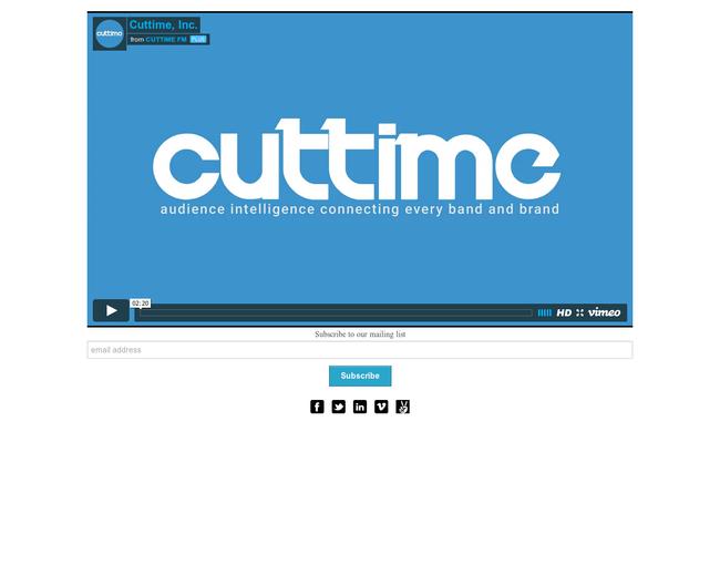 CUTTIME.FM
