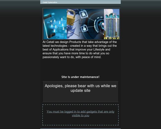 Cetati Cybernetics