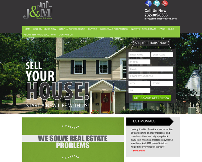 J&M Home Solutions