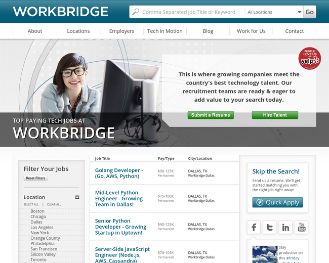 Workbridge Associates