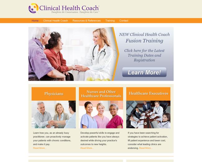 Clinical Health Coach