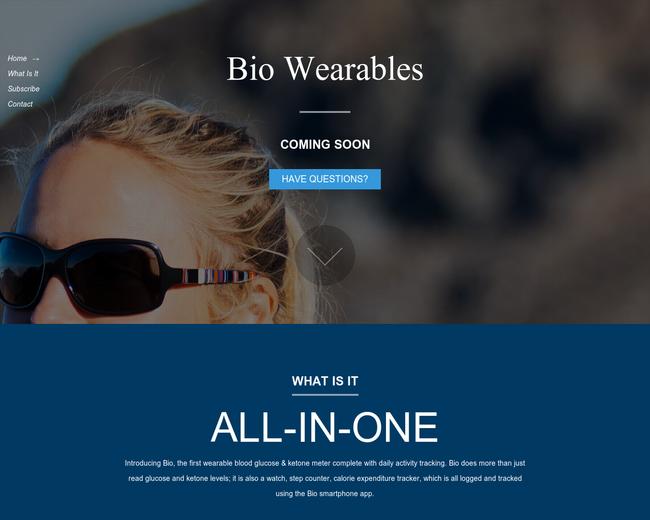 Bio Wearables