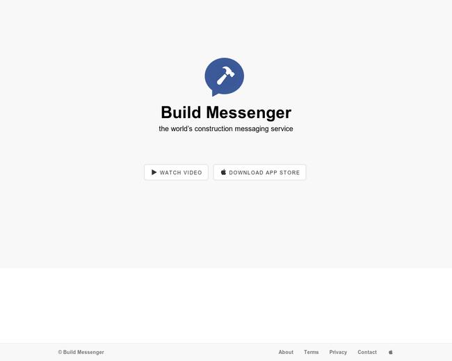 Build Messenger
