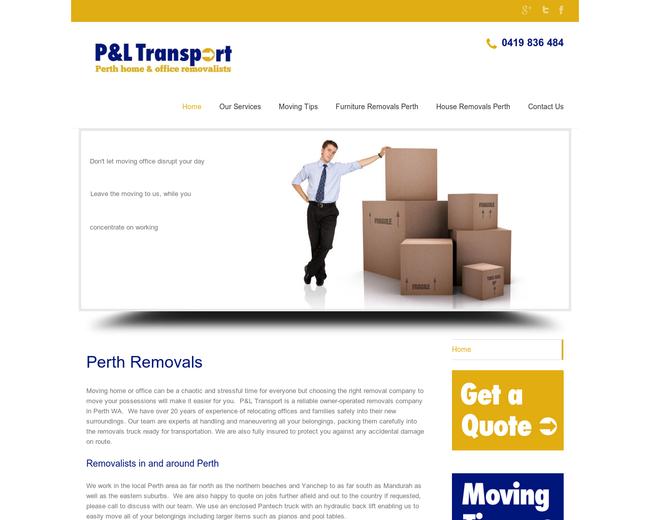 P & L Transport