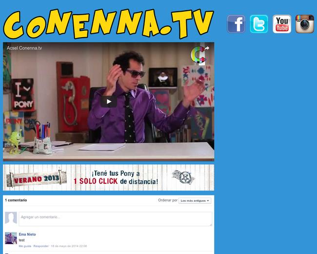Conenna.tv