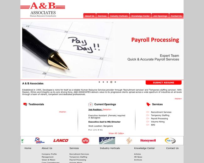 A & B Associates