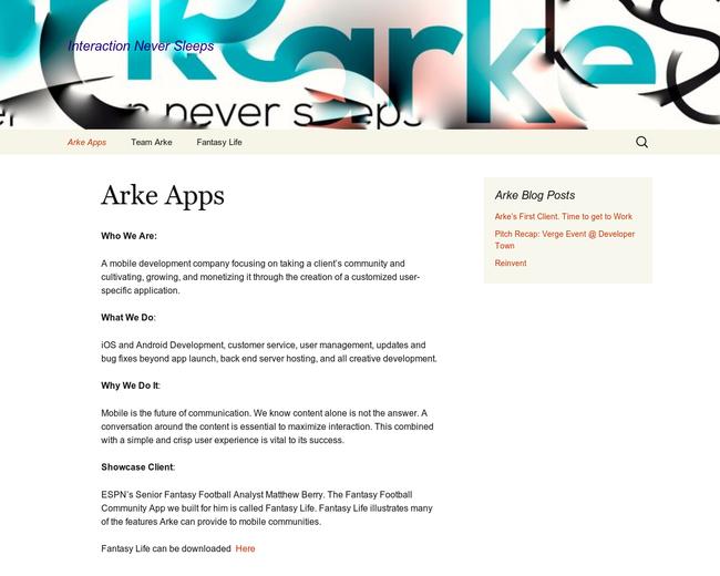 Arke Apps