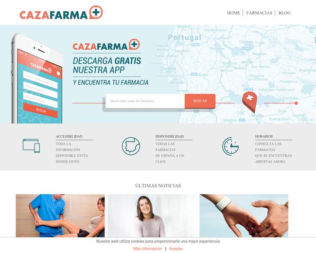Cazafarma