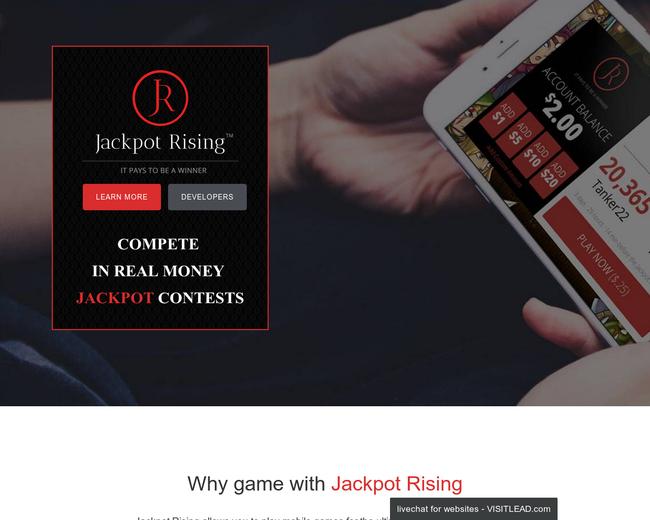 Jackpot Rising