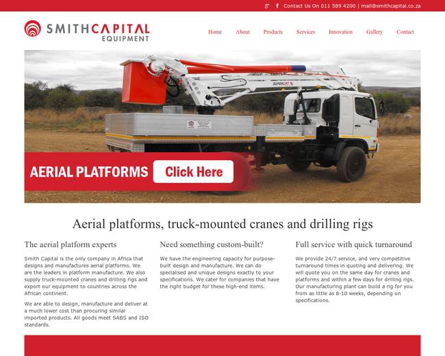 Smith Capital Equipment