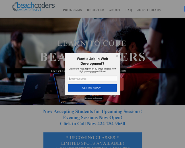 Beach Coders